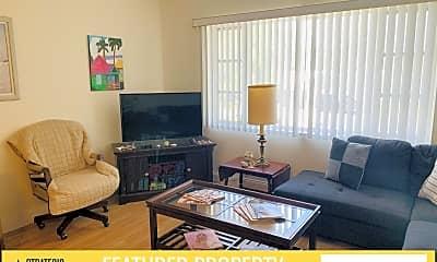 Living Room, 5720 NE 22nd Way, 1