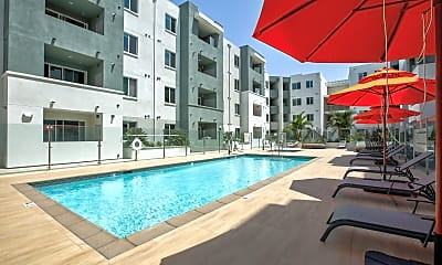 Pool, Seacrest Homes, 1