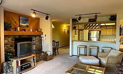 Living Room, 335 Ski Way, 0