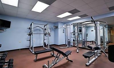 Fitness Weight Room, 345 Bayshore Blvd 405, 2