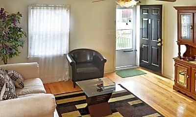 Living Room, Day Village, 1