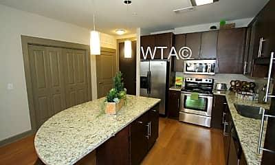 Kitchen, 507 Pressler St, 2
