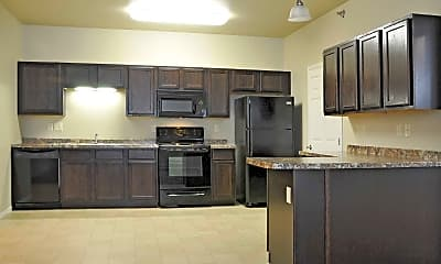 Kitchen, Burlington Apartments 1227, 0