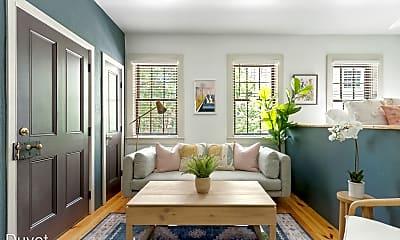 Living Room, 14 Catfiddle St, 1