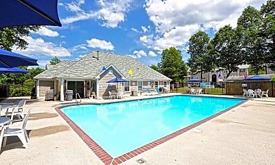 Pool, Mallard Cove, 0