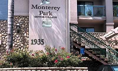 Monterey Park Senior Village, 1
