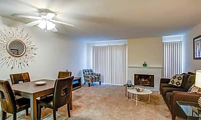 Living Room, Beach Colony, 1