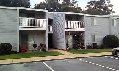 Habitat 2000 Apartments, 2