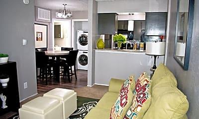 Living Room, Sedona Ridge Apartments Homes, 0