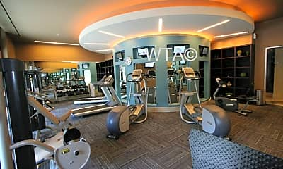 Fitness Weight Room, 101 Colorado St, 1