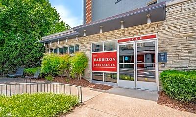 Community Signage, Barbizon, 2