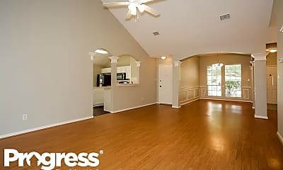 Living Room, 607 Loggers Chase Ct, 1