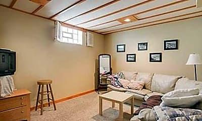 Living Room, 3816 Garfield Ave, 2