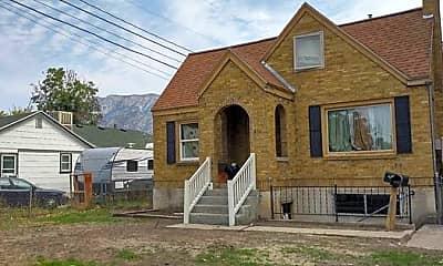 Building, 348 N 1000 W, 1