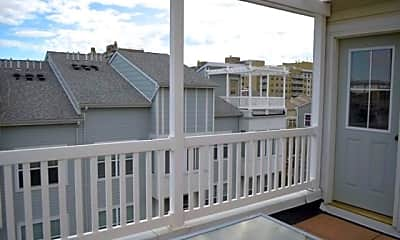 Patio / Deck, 244 Beach 77th St, 0