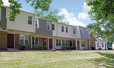 Building, Old Mill Townhomes, 0