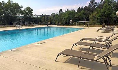 Pool, Benson Estates, 2