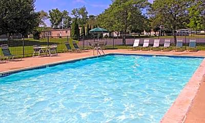 Pool, Sherman Oaks, 0