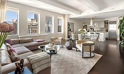 Living Room, 270 Broadway 19-C, 0