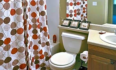 Bathroom, Dwell @ The View, 2