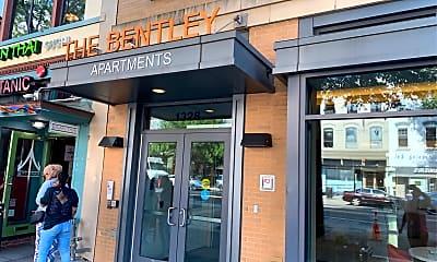 The Bentley Apartments, 1