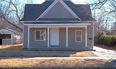 Building, 605 E 8th Ave, 0