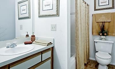 Bathroom, Lakeside, 2