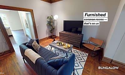 Living Room, 1412 21st St NW, 1