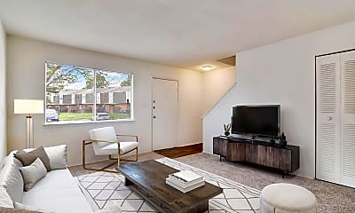Living Room, Courthouse Green, 0