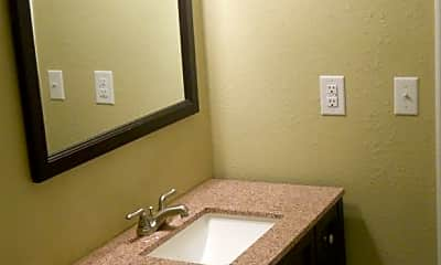 Bathroom, Cedar Crest Apartments, 2