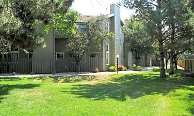 Building, Willow Creek Villas, 1