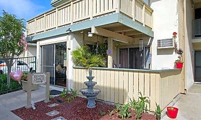 Leasing Office, Santa Clara Apartments, 1