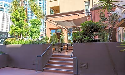 Patio / Deck, 2400 Fifth Ave, 2