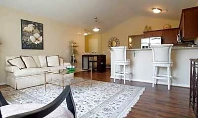 Living Room, Shelby Woods North, 0