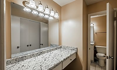 Bathroom, Concord Reserve Apartments, 2