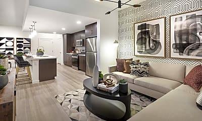 Living Room, 4868 Cypress St, 1