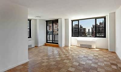 Living Room, 240 E 40th St, 0