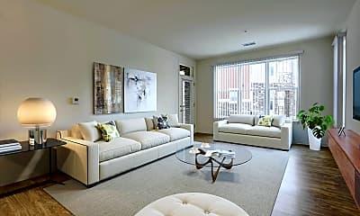 Living Room, North Range Crossings, 2