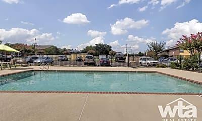 Pool, 1101 Sam Bass Cir, 1