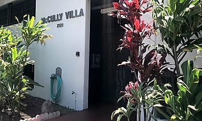 McCully Villa, 1