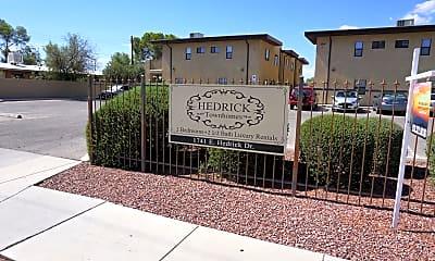 Community Signage, 1741 E Hedrick Dr 2101, 0