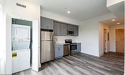 Kitchen, 1520 South St 405, 1
