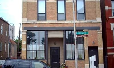 Building, 1260 N Greenview Ave., 1