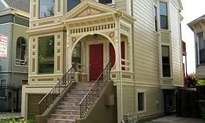 Building, 1037 Magnolia St, 0