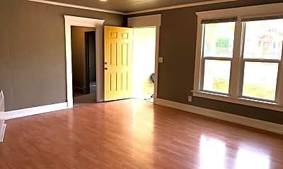 Living Room, 1534 Lincoln Street, 1