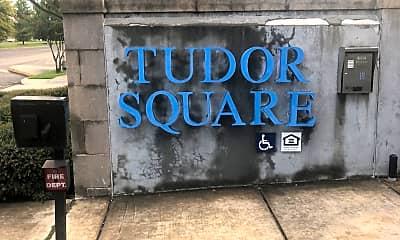 Tudor Square Home for the Aged, 1