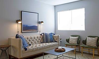 Living Room, Dwell @ Hollywood, 1