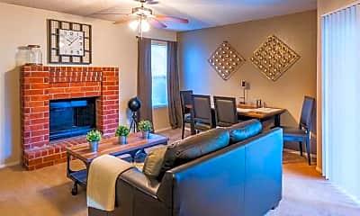 Living Room, The Retreat, 2
