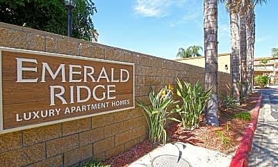 Community Signage, Emerald Ridge, 2