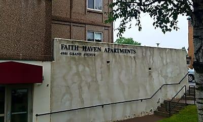 Faith Haven, 1